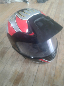 CKX DOT helmet with visor