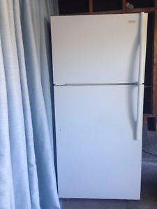 FREE Delivery: White Fridge in Excellent Condition