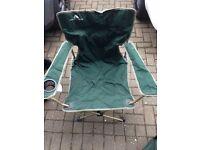 Ozark folding camping chair