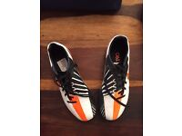 Nike T90 football boot - as new size 8.5