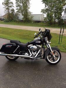 2012 Harley Switchback FLD