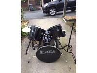 Drum kit full size complete