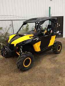 2013 Can am Maverick 1000 XRS  ONLY 300KMS!!!!!!!!!!