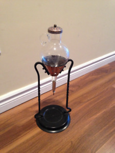Vintage Hanging Wine Decanter