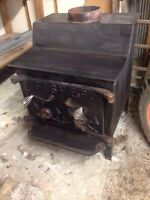 Fisher fireplace / wood stove