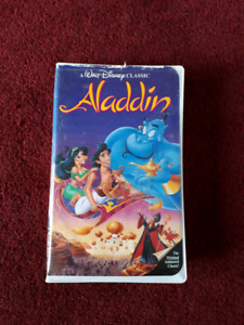 Aladdin VCR movie