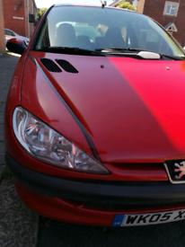 image for 2005 Peugeot 206 independencr