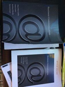 Textbook - Organizational Business Communication 5th edition Kitchener / Waterloo Kitchener Area image 1