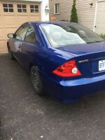 2004 civic manual