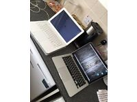 MacBook - 2010 model - upgraded HDD & memory
