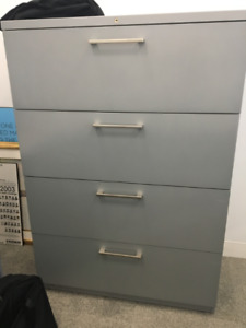 Filing Cabinet - strong and sturdy