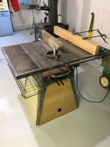 "12"" Table Saw"