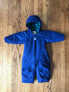 MEC Toaster Bunting Snow Suit - Boys 12 months