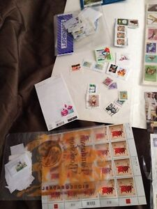 Stamp collection Strathcona County Edmonton Area image 3