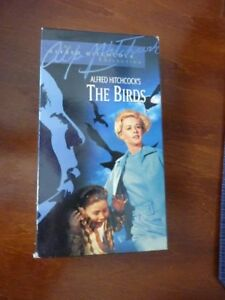 Alfred Hitchcocks -The Birds VHS