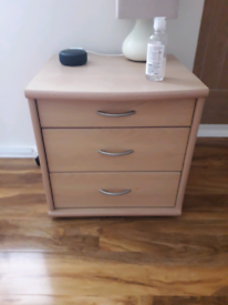 Nice strong bedside units