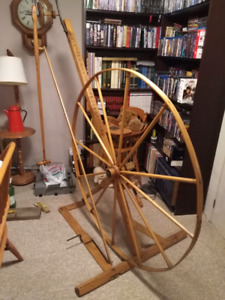 Pendulum Spinning Wheel