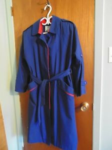 Ladies Full Length Raincoat