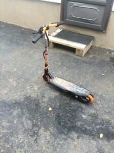 Motorise scooter