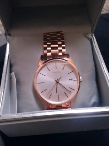 Montre Calvin Klein Swiss made