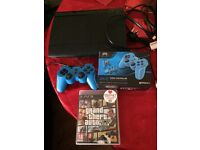 PS3 with gta 5