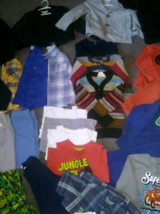 Toddler size 3T clothing LOT SALE *57 ITEMS* $95 takes