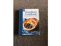For sale Grandma's cookbook