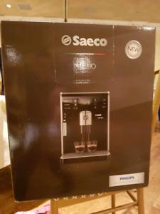 Saeco espresso machine brand new imported