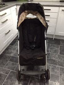 Mothercare Adio pushchair/buggy with raincover - fab!