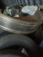 Brand new antique tractor fenders