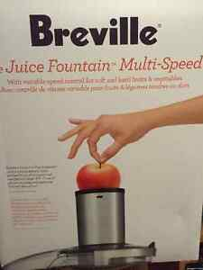 Breville - Juice Fountain Multi - Speed