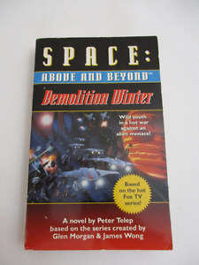 Space: Above and Beyond - Demolition Winter Paperback