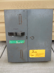 Electrical Fuse Panel 100 amp