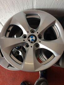 "BMW wheels 16"" off a 2012 320d"