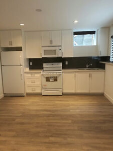 NEW 3 BDRM basement suite with its own access. available 2017,01