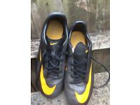 Nike Mercurial football boots