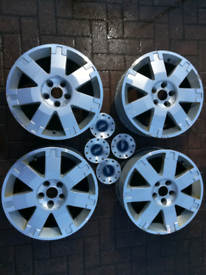 """Ford Mondeo Mk3 / Transit Connect 17"""" alloy wheels"""