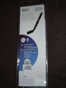 EA Sports NHL Slap Shot Hockey Stick - Black, NEW in Box Kitchener / Waterloo Kitchener Area image 5