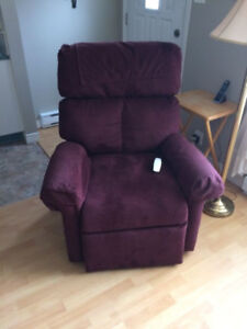 Pride recliner lift chair - 2 available! 1 small, 1 XL