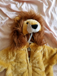 Lion overall(Hallowen)