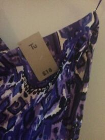Brand new ladies size 16 trousers