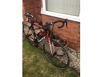 Trek 2.1c road bike