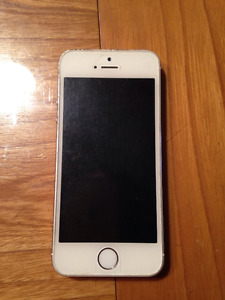 Iphone 5s 16go Blanc-Argent/White-Silver