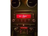 Audi cd payer