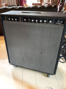 1970s Traynor signature reverb amp