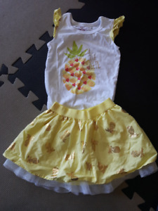 Girls 9-12 month Summer Outfit