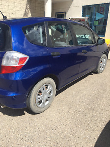 Honda Fit Hatchback