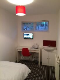 Serviced Rooms available Immediatley Aberdeen City Centre