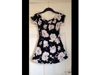 Brand New, Size 8 Floral Playsuit