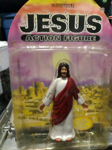 *Unopened* Jesus Action Figure